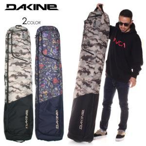 DAKINE ダカイン スノーボードケース バッグ メンズ LOW ROLLER SNOWBOARD BAG 157cm AI237-163 2018-2019秋冬 ブラック/カモフラージュ/ブルー/カーキ/マルチ 1|3direct