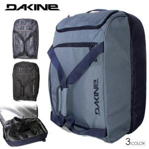 DAKINE ダカイン ブーツバッグ メンズ BOOT LOCKER DLX 70L AI237-173 2018-2019秋冬 ブラック/カーキ/マルチ 70L|3direct