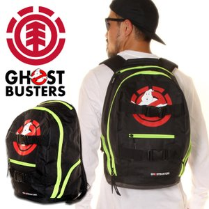 ELEMENT x GHOSTBUSTERS エレメント x ゴーストバスターズ リュック メンズ GHOSTBUSTERS MOHAVE 2020秋冬|3direct