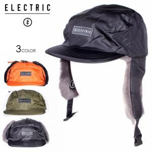 ELECTRIC エレクトリック フライトキャップ メンズ JET BOMBER CAP 2020秋冬|3direct