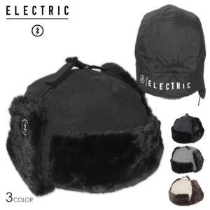ELECTRIC エレクトリック フライトキャップ メンズ FLIGHT BOMBER CAP 2020秋冬|3direct
