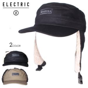 ELECTRIC エレクトリック イヤーフラップ キャップ メンズ WORK BOA CAP 2020秋冬|3direct
