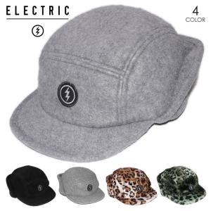 ELECTRIC エレクトリック イヤーフラップ キャップ メンズ FLEECE EARFLAP JET CAP 2020秋冬|3direct