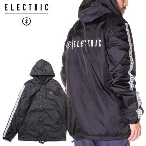 ELECTRIC エレクトリック ジャケット メンズ LINE HOOD JACKET 2020秋冬|3direct