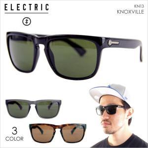 サングラス メンズ ELECTRIC KNOXVILLE - KN13 サングラス エレクトリック UVカット ブルーライトカット|3direct