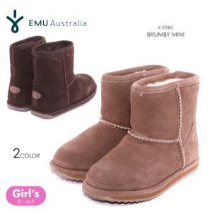SALE セール EMU エミュー ブーツ キッズ BRUMBY MINI K10980|3direct