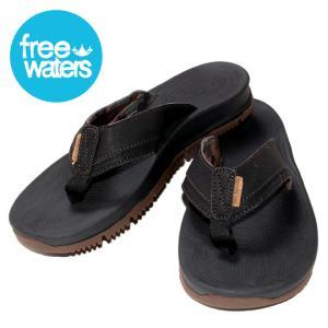 サンダル メンズ FREE WATERS TALL BOY - MO017 フリーウォータース ビーチサンダル ビーサン サーフ アウトドア 海 プール 男性 靴 2017 17 夏 新作|3direct