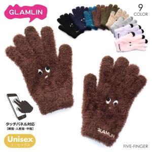 GLAMLIN グラムリン 手袋 レディース メンズ FIVE-FINGER|3direct