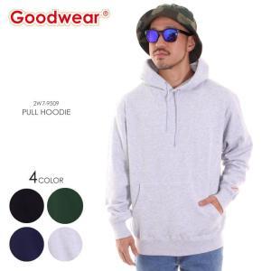 GOODWEAR グッドウェア パーカー メンズ USAコットンPOパーカー 2W7-9509|3direct