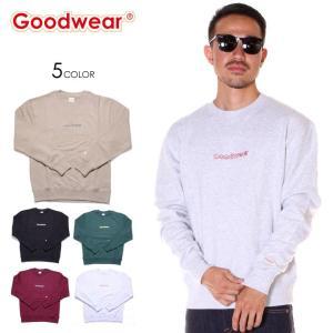 GOODWEAR グッドウェア トレーナー メンズ 2W7-5509|3direct