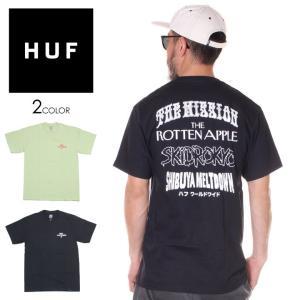 SALE セール HUF ハフ Tシャツ メンズ HOODS S/S TEE 2020年春夏|3direct