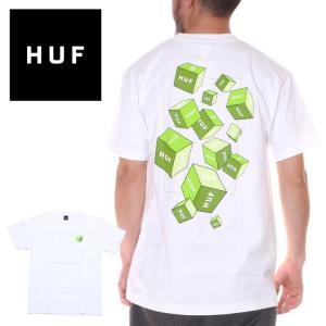 SALE セール HUF ハフ Tシャツ メンズ HUF 3D BOX S/S TEE 2020年春夏|3direct