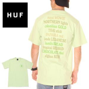 SALE セール HUF ハフ Tシャツ メンズ GALAXY STRAINS S/S TEE 2020年春夏|3direct