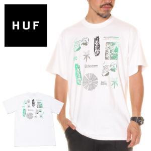 SALE セール HUF ハフ Tシャツ メンズ SCATTERED LEAVES S/S TEE 2020年春夏|3direct