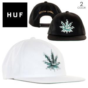 HUF ハフ キャップ メンズ CENSORED SNAPBACK HAT 2020春夏|3direct