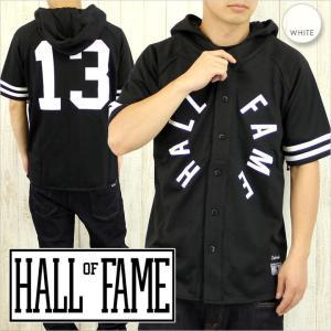 HALL OF FAME ホールオブフェイム ベースボール シャツ DOUBLE PLAY JERSEY メンズ / フード ジャージ フットボール  半袖 15 2015|3direct