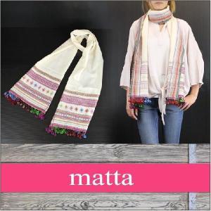 MATTA / マッタ レディース スカーフ MEZQUITE|3direct