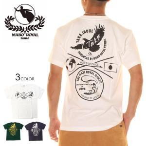 MaboRoyal マーボーロイヤル Tシャツ メンズ 井上鷹 Taka Inoue M&T2|3direct