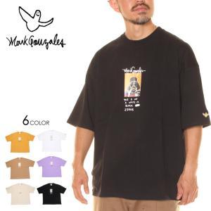 MARK GONZALES マークゴンザレス Tシャツ メンズ D.VADER BIG TEE 2020春夏|3direct