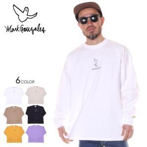 MARK GONZALES マークゴンザレス Tシャツ ロンT メンズ SKATERビッグロンT TEE 2019春夏|3direct