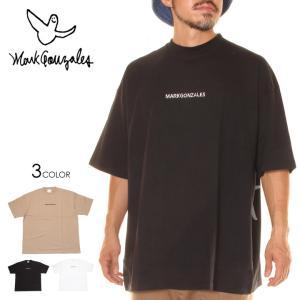 MARK GONZALES マークゴンザレス Tシャツ メンズ TRASH BIG TEE 2020春夏|3direct