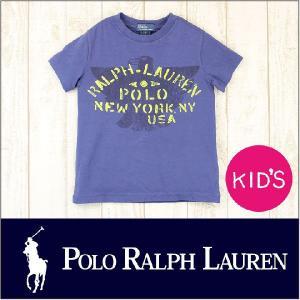 POLO RALPHLAUREN ポロ ラルフローレン Tシャツ キッズ / NEW YORK / S/S TEE 半袖 14 2014|3direct