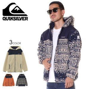 QUIKSILVER クイックシルバー パーカー メンズ CLASSIC BOA PARKA 2019秋冬|3direct