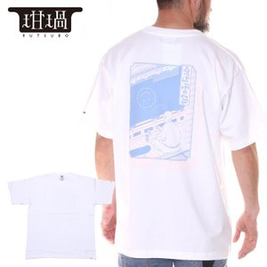 坩堝 ルツボ Tシャツ メンズ Fireworks T-Shirts RUTSUBO x YU SUDA 2020年春夏|3direct