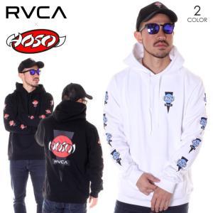 RVCA ルーカ パーカー メンズ HOSOI PULL AJ041-014|3direct