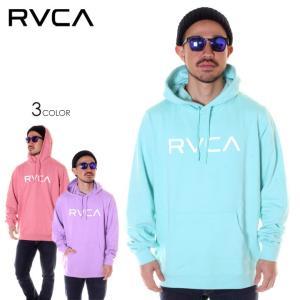 RVCA ルーカ パーカー メンズ BIG RVCA PULL OVER AJ041-015|3direct