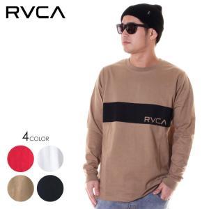 SALE セール RVCA ルーカ ロンT メンズ BOARD RVCA L/S AJ041-062 2018秋冬|3direct