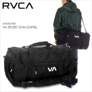 RVCA ボストンバッグ メンズ VA SPORT GYM DUFFEL AH042950 AH042-950 2018春夏 ブラック/ワンサイズ|3direct