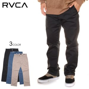 SALE セール RVCA ルーカ パンツ メンズ THE WEEKEND STRETCH PANT 2019秋冬|3direct