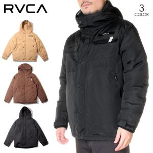 RVCA ルーカ ジャケット メンズ MOUNTAIN PUFFER JACKET 2020秋冬|3direct