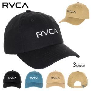 SALE セール RVCA ルーカ キャップ メンズ RVCA CAP 2019秋冬 3direct