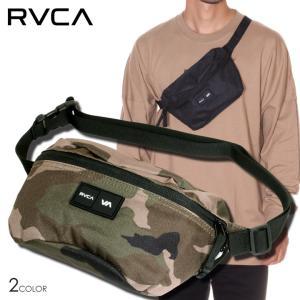 新春セール RVCA ルーカ ウエストバッグ WAIST PACK 2020春夏|3direct