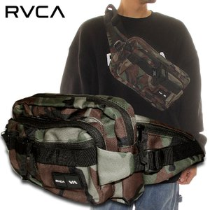 RVCA ルーカ ウエストバッグ WAIST PACK DELUXE 2020秋冬|3direct