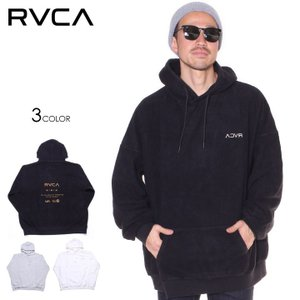 SALE セール RVCA ルーカ パーカー メンズ IN SIDE OUT OVERSIZED HOODIE 2019秋冬|3direct