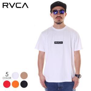 RVCA Tシャツ メンズ PATCH RVCA S/S AJ041-231 2019春夏|3direct