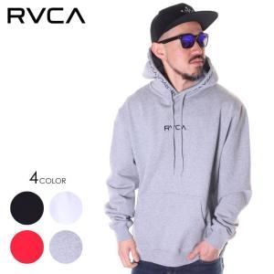 RVCA ルーカ パーカー メンズ WARP RVCA PULL OVER AJ041-016 2019春夏|3direct