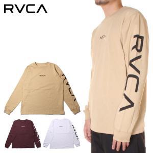 RVCA ルーカ Tシャツ ロンT メンズ SMALL RVCA LS 2020秋冬|3direct
