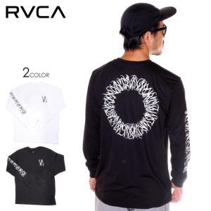 RVCA ルーカ ロンT メンズ DEFER SPHERE LS 2019春夏|3direct