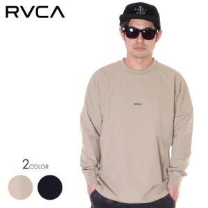 RVCA ルーカ ロンT メンズ SMALL NEW WORLD L/S AJ041-060 2019春夏|3direct