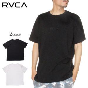 RVCA Tシャツ メンズ FLIP SMALL RVCA S/S AJ041-229 2019春夏|3direct