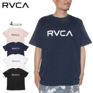 RVCA Tシャツ メンズ BIG RVCA S/S AJ041-233 2019春夏|3direct