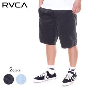 RVCA ルーカ ショーツ メンズ AMERICANA ELASTIC SHORT AJ041-605 2019春夏|3direct