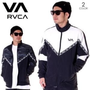 RVCA ルーカ ジャケット メンズ CONTROL TRACK JACKET AJ041-756 2019春夏|3direct