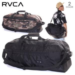 SALE セール RVCA ルーカ ダッフルバッグ メンズ RVCA SKATE DUFFLE II 3direct