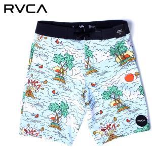 SALE セール RVCA ルーカ ボードショーツ キッズ VA PRINTED 2019春夏|3direct