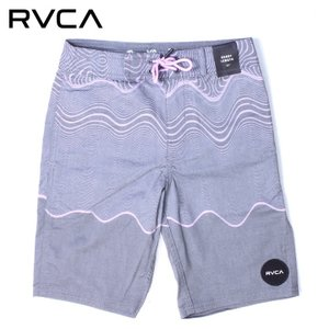 SALE セール RVCA ルーカ ボードショーツ キッズ PULLED LINES TRUNK|3direct